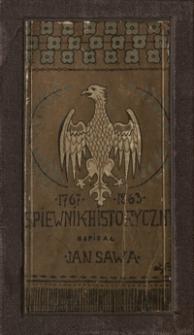 Śpiewnik historyczny : 1767-1863