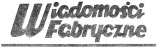 """Wiadomości Fabryczne : pismo Wytwórni Sprzętu Komunikacyjnego """"PZL-Rzeszów"""" w Rzeszowie. 1990, R. 39, nr 5 (16 lutego)"""