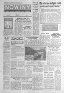 Nowiny : dziennik Polskiej Zjednoczonej Partii Robotniczej. 1978, nr 1-25 (styczeń)