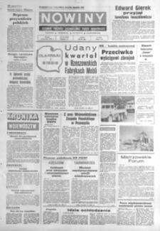 Nowiny : dziennik Polskiej Zjednoczonej Partii Robotniczej. 1978, nr 74-80, 82-98 (kwiecień)