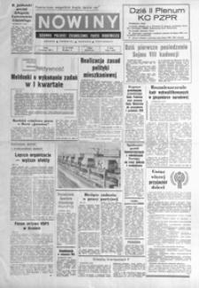 Nowiny : dziennik Polskiej Zjednoczonej Partii Robotniczej. 1980, nr 74-97 (kwiecień)