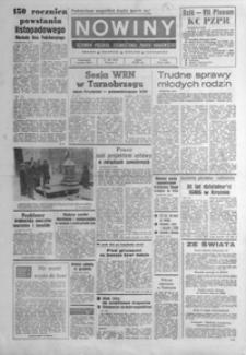 Nowiny : dziennik Polskiej Zjednoczonej Partii Robotniczej. 1980/1981, nr 260-283 (grudzień / styczeń)