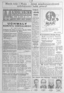Nowiny : dziennik Polskiej Zjednoczonej Partii Robotniczej. 1981, nr 86-106 (maj)