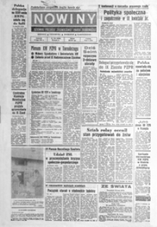 Nowiny : dziennik Polskiej Zjednoczonej Partii Robotniczej. 1981, nr 128-150 (lipiec)