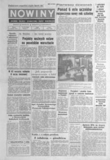 Nowiny : dziennik Polskiej Zjednoczonej Partii Robotniczej. 1981, nr 172-174, 176-193 (wrzesień)
