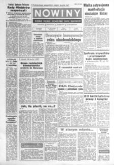Nowiny : dziennik Polskiej Zjednoczonej Partii Robotniczej. 1983, nr 232-257 (październik)