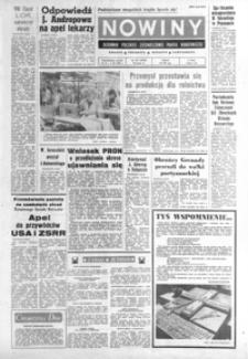 Nowiny : dziennik Polskiej Zjednoczonej Partii Robotniczej. 1983, nr 257-278, 280-282 (listopad)