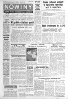 Nowiny : dziennik Polskiej Zjednoczonej Partii Robotniczej. 1984, nr 52-78 (marzec)
