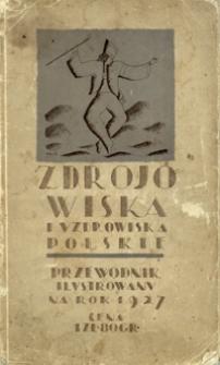 Zdrojowiska i Uzdrowiska Polskie : przewodnik ilustrowany. R. 3