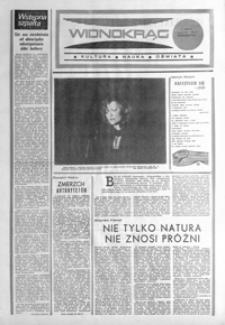 Widnokrąg : kultura, nauka, oświata. 1985, nr 11 (2 kwietnia)