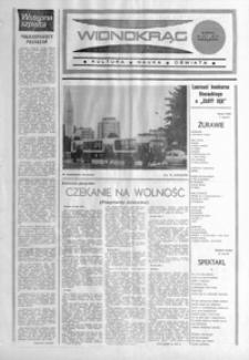 Widnokrąg : kultura, nauka, oświata. 1985, nr 18 (30 lipca)