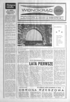 Widnokrąg : kultura, nauka, oświata. 1985, nr 22 (17 września)