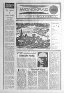 Widnokrąg : kultura, nauka, oświata. 1985, nr 24 (15 października)