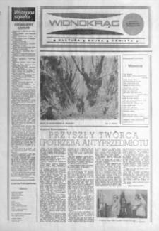 Widnokrąg : kultura, nauka, oświata. 1985, nr 25 (29 października)