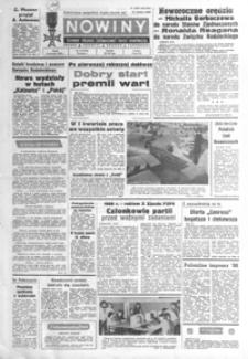 Nowiny : dziennik Polskiej Zjednoczonej Partii Robotniczej. 1985/1986, nr 303, nr 1-26 (grudzień / styczeń)