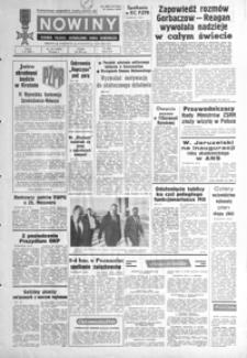 Nowiny : dziennik Polskiej Zjednoczonej Partii Robotniczej. 1986, nr 229-255 (październik)
