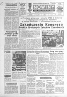 Nowiny : dziennik Polskiej Zjednoczonej Partii Robotniczej. 1986/1987, nr 280-303 (grudzień / styczeń)