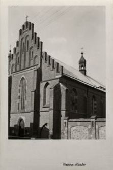 Krosno : Kloster [Fotowidokówka]