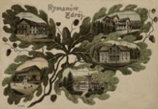 Rymanów-Zdrój [Pocztówka]