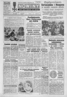 Nowiny : dziennik Polskiej Zjednoczonej Partii Robotniczej. 1988, nr 127-151 (czerwiec)