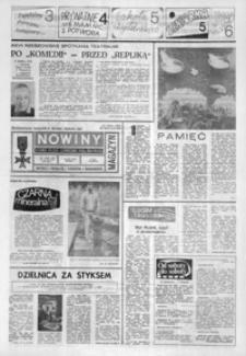 Nowiny : dziennik Polskiej Zjednoczonej Partii Robotniczej. 1988, nr 253-278 (listopad)