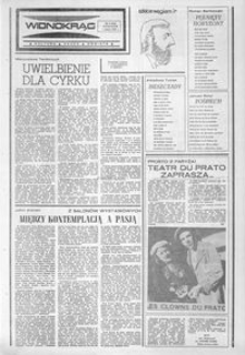 Widnokrąg : kultura, nauka, oświata. 1988, nr 9 (1 marca)