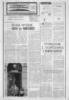Widnokrąg : kultura, nauka, oświata. 1988, nr 39 (27 września)