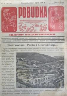 Pobudka : czasopismo społeczno-gospodarcze. 1938, R. 4, nr 13-14 (lipiec)