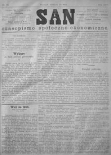 San : czasopismo społeczno-ekonomiczne. 1879, nr 18-21 (maj)