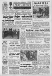 Nowiny : dziennik Polskiej Zjednoczonej Partii Robotniczej. 1989, nr 252-277 (listopad)