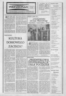 Widnokrąg : kultura, nauka, oświata. 1989, nr 44 (7 listopada)