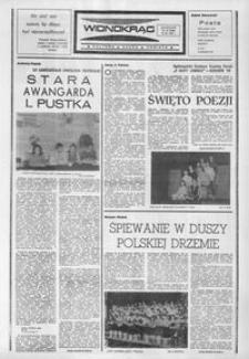 Widnokrąg : kultura, nauka, oświata. 1989, nr 47 (28 listopada)