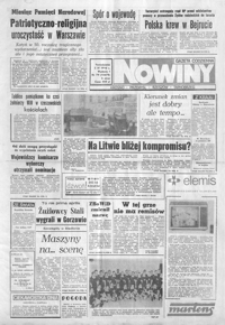 Nowiny : gazeta codzienna. 1990, nr 78-98 (kwiecień)