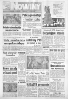 Nowiny : gazeta codzienna. 1990, nr 226-247 (listopad)