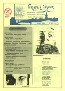 Waga i Miecz : miesięcznik Samorządu i Towarzystwa Miłośników Ziemi Strzyżowskiej. 1992, [R. 2], nr 7 (lipiec)